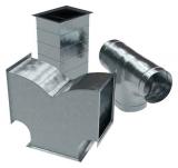 Воздуховоды систем вентиляции